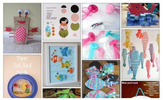 8 Easy Hawaii Inspired Crafts To Create With Your Kids Fun Little