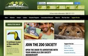 honolulu zoo society annual membership
