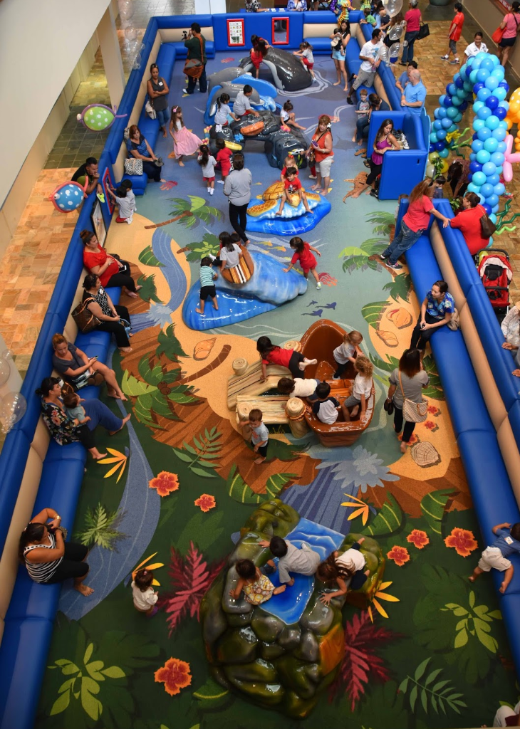 Top 5 Indoor Play Spaces On Oahu To Help Tire Out Your Toddler