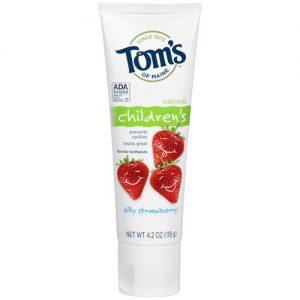 Tom's of Maine Silly Strawberry