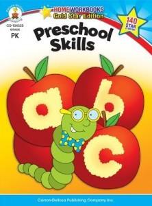 PresSchool Skills Carson Dellosa