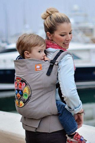 Photo Source: (http://www.tulababycarriers.com/products/folk-art-tula-ergonomic-baby-carrier)