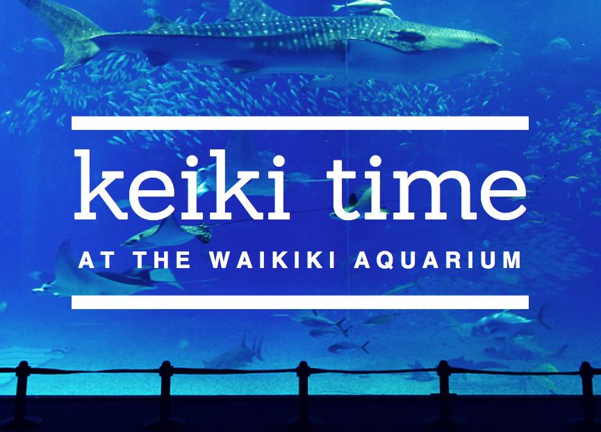 WAIKIKI Aquarium Keiki Time Image