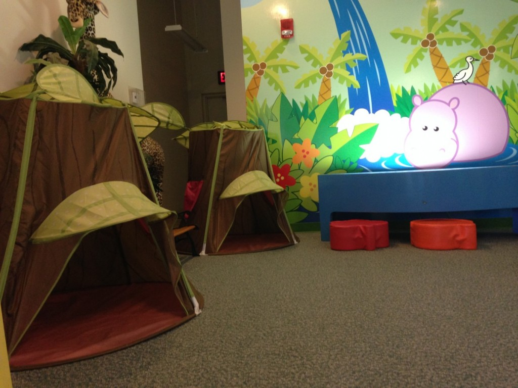 Little Explorers Tents