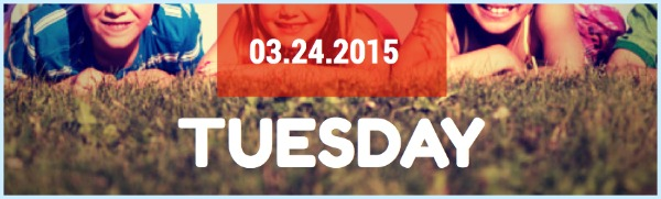 Keiki Events Calendar Tuesday 3.24.2015