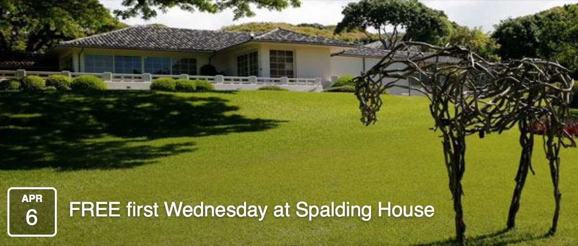spalding house first wednesday