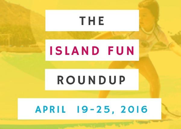 the island fun roundup