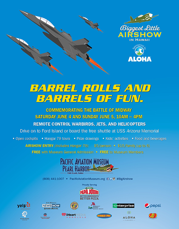 Biggest Little Airshow in Hawaii 2016