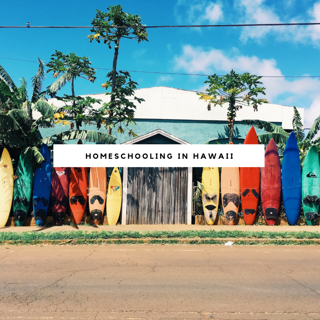 Homeschooling in Hawaii